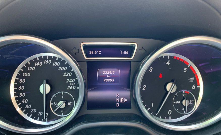 Mercedes-Benz GL 350 BlueTEC 2016