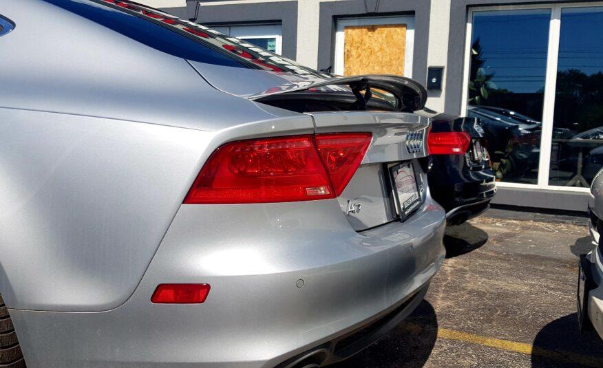 2012 Audi A7 3.0 Premium Plus