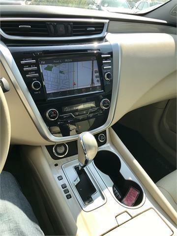 Nissan Murano SL 2015