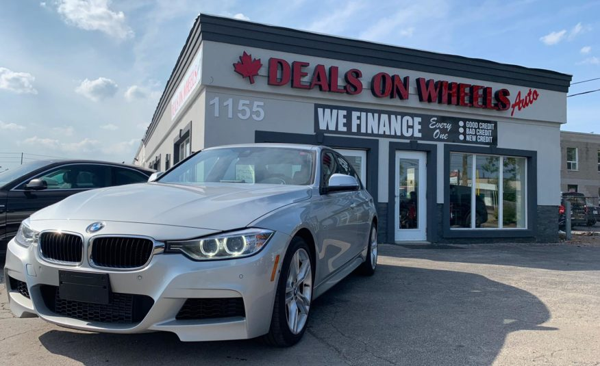 BMW 3 Series 335i xDrive MPackage 2014