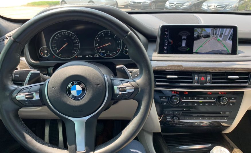2017 BMW X5 xDrive35i AWD