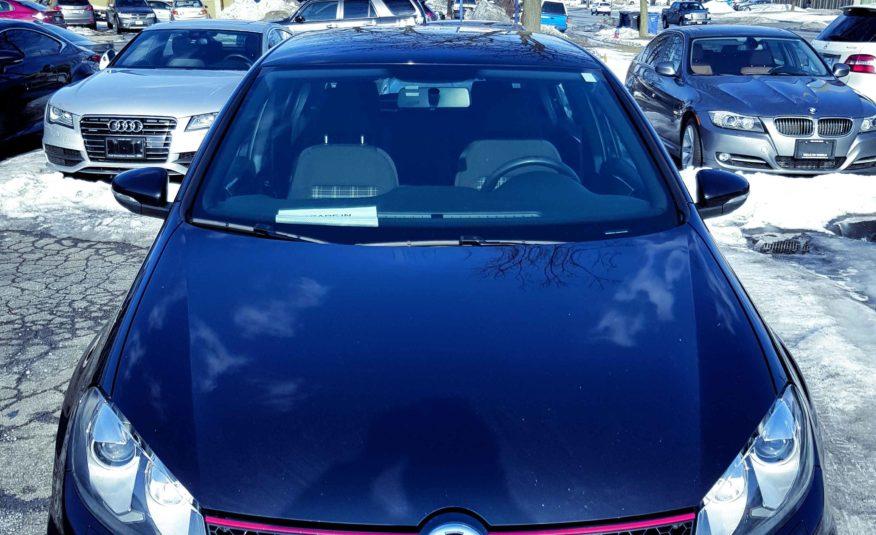 Volkswagen GTI 2011