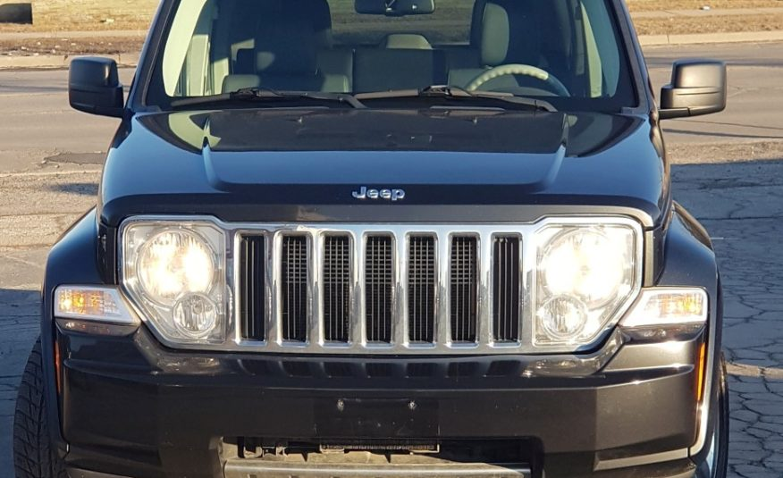 Jeep Liberty Limited Edition 2008