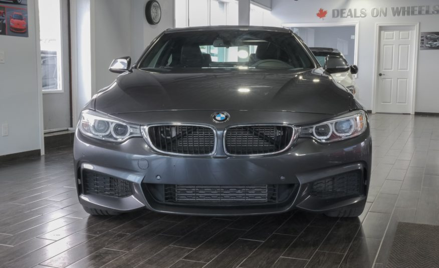 BMW 4 Series 435i xDrive 2014