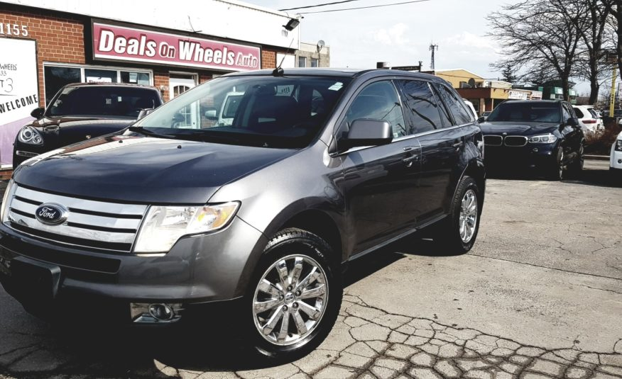 Ford Edge Limited 2010