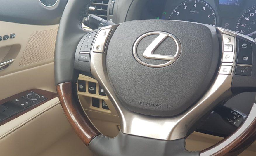 Lexus RX 350 Sportdesign 2015