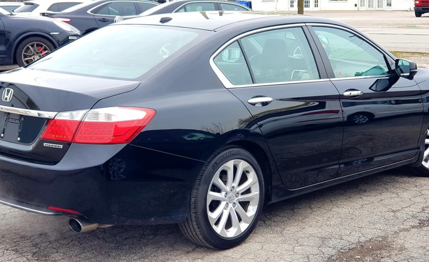Honda Accord Sedan Touring 2014