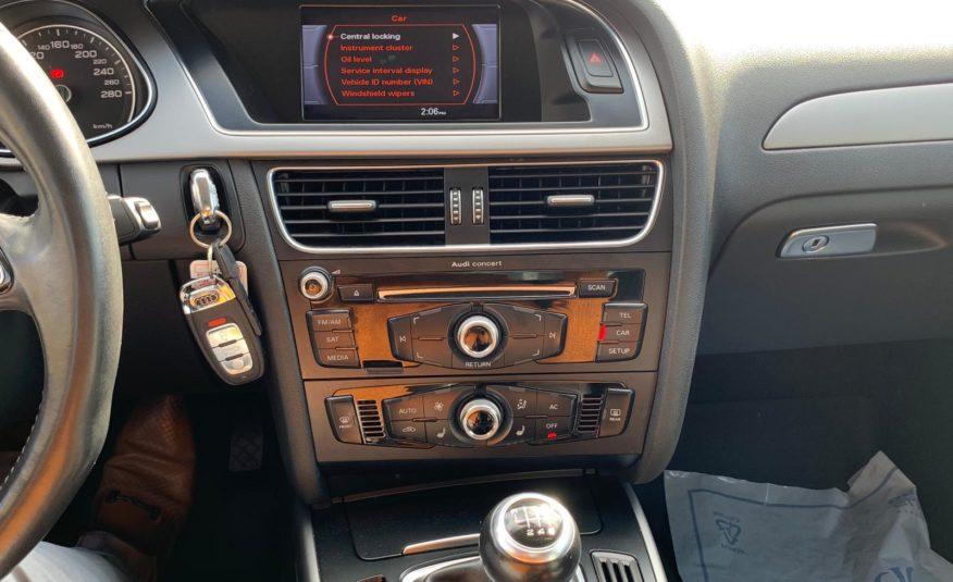 AUDI A4 2013 2.0T