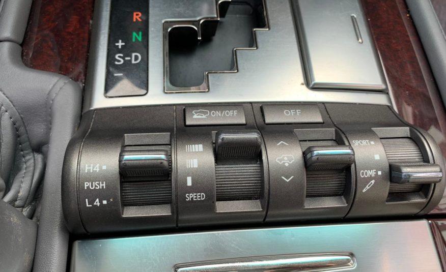 LEXUS LX 570 2010
