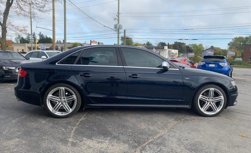 2011 Audi S4