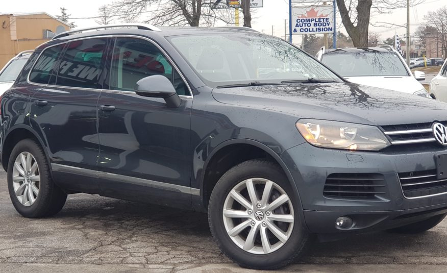 2011 Volkswagen Touareg Comfortline