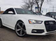 2015 Audi S4 Progressiv