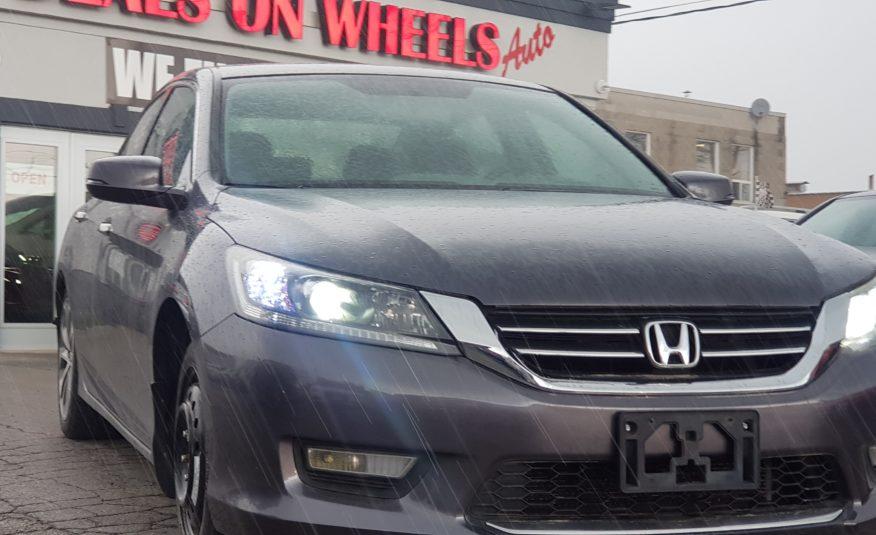2013 Honda Accord Sedan Sport
