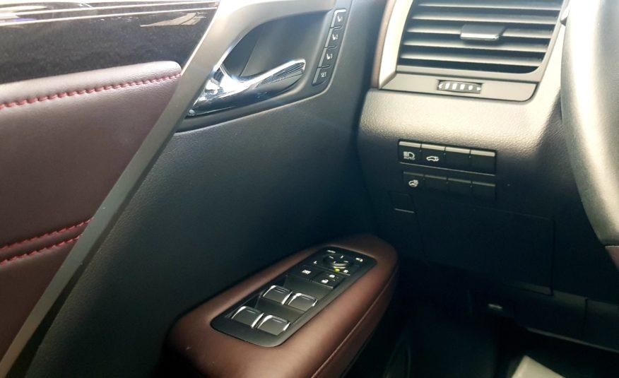 2017 Lexus RX 350