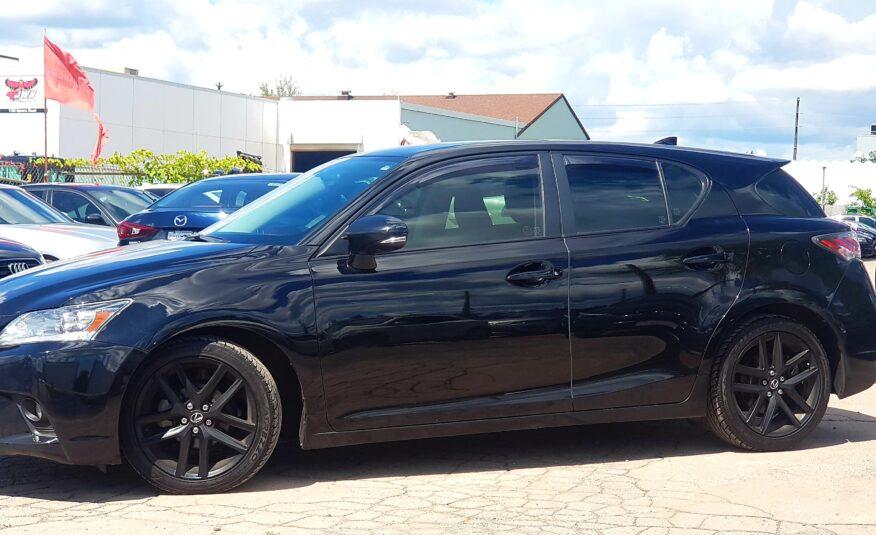 2014 Lexus CT 200h