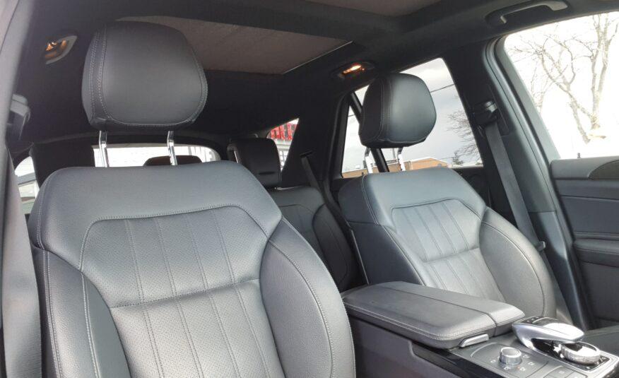 2017 Mercedes-Benz GLE 400