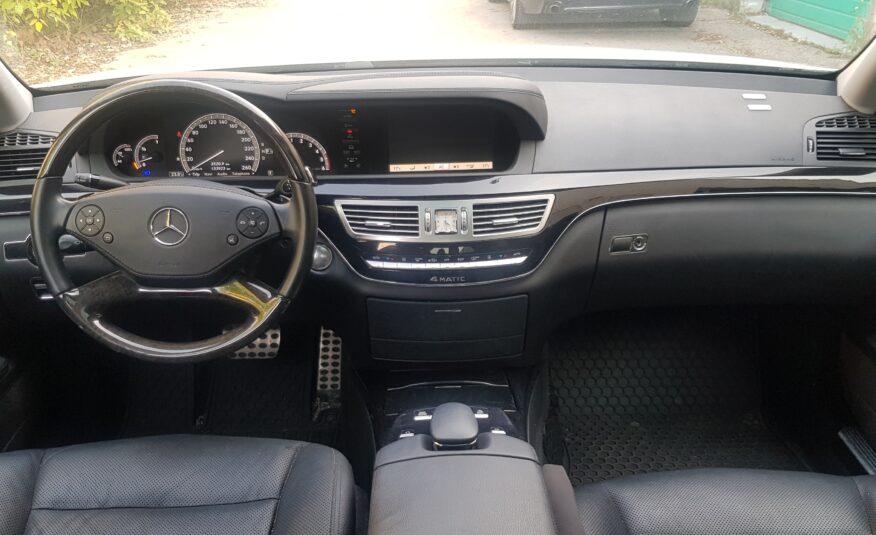 2012 Mercedes-Benz S-Class S 350