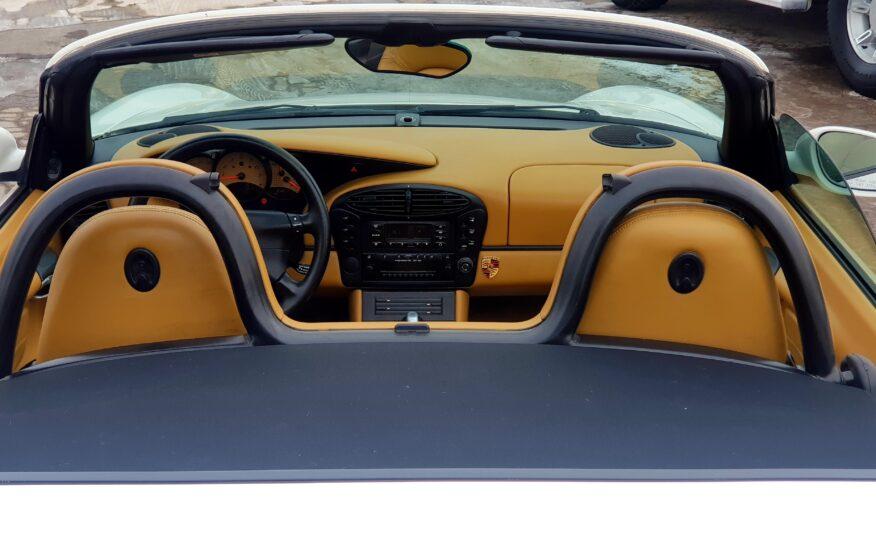 2000 Porsche Boxster