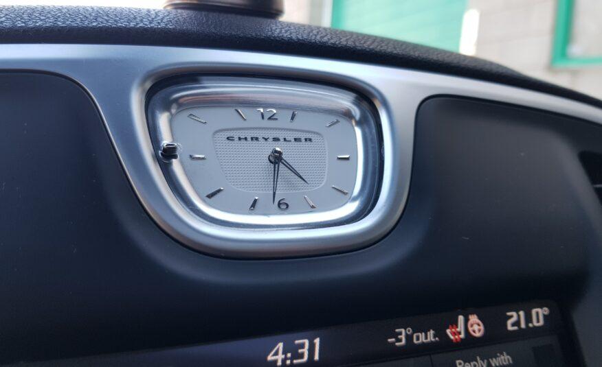 2018 Chrysler 300c