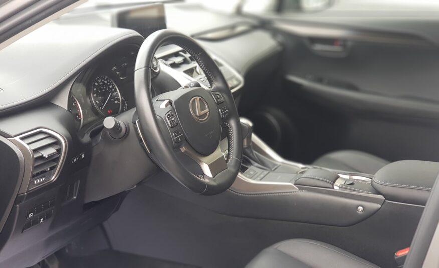 2018 Lexus NX NX300