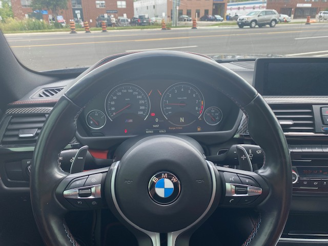 2015 BMW M4 Coupe, Carbon Fiber roof, Spoiler, Front Grill and Rear Diffuser
