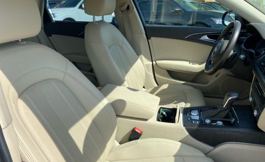 2017 Audi A6 Technik quattro