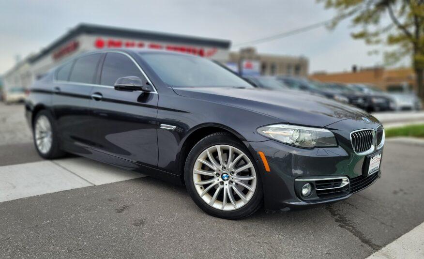 2014 BMW 5-Series 528i xDrive