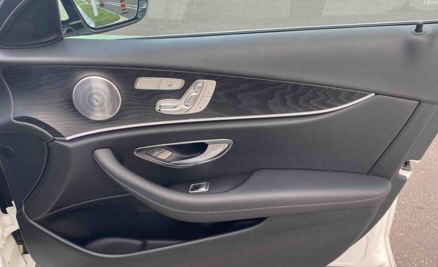 2017 Mercedes-Benz E-Class E400 4MATIC