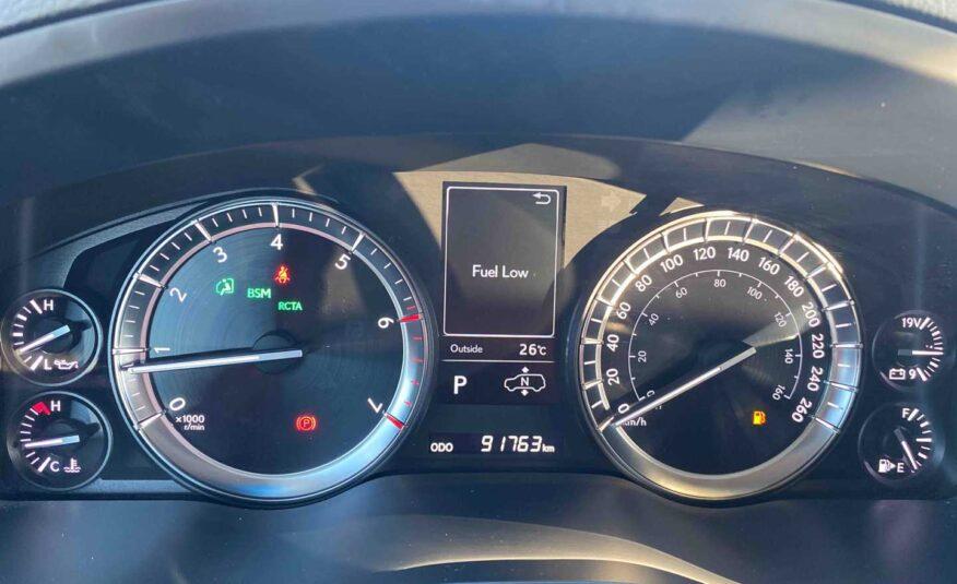 2017 Lexus LX 570 Sport Utility