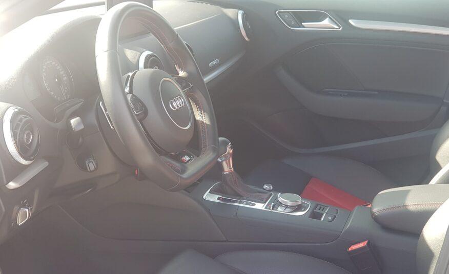 2016 Audi S3 2.0T Progressiv