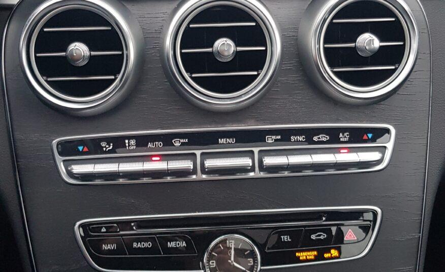 2016 Mercedes-Benz C-Class C 450 AMG