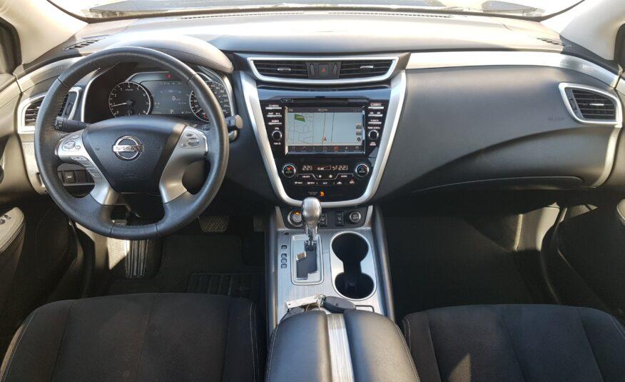 2016 Nissan Murano SV